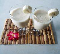 Desert din banana si iaurt2
