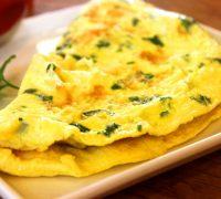 omleta pufoasa